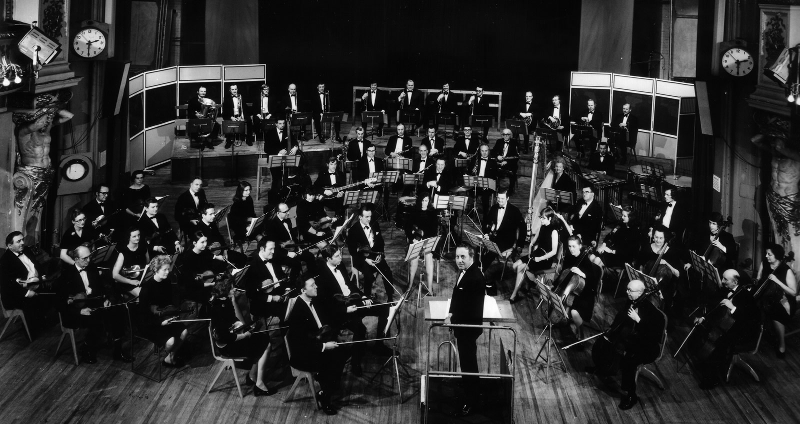 The bbc big band a short history for Orchestra house